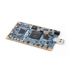 LimeSDR RX & TX 0.1MHz - 3.8GHz Full-Duplex 2x2 MIMO Lime Microsystems Emetteurs SDR CROWD-LIMESDR-671