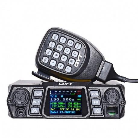 Mobile QYT KT-780 PLUS 60W 144Mhz ou 430Mhz (mono-bande)