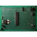 Carte prototypage circuit imprimé sans fil PERF2+