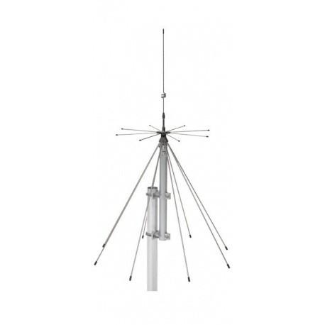 Antenne discone 100-2000 Mhz SIRIO SD 2000 N Sirio Large-bande CRT-SIRIO-SD-2000N-696