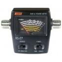 Nissei RS-27 SWR 26-30Mhz Wattmètre 1000W