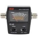 Nissei RS-40 SWR VHF-UHF Wattmètre 200W