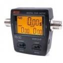 Nissei RS-50 Digital SWR 125 - 525Mhz Wattmètre 120W