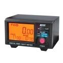 Nissei DG-503 Digital SWR 1.6-60 MHz et 125-525Mhz