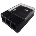 Boitier pour Raspberry Pi 1, 2 & 3 Modèle B/B+