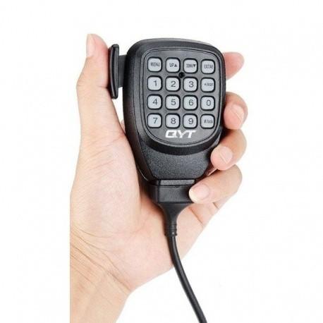 Micro à main d'origine pour QYT QYT Accessoires pour mobile QYT-MICRO-721