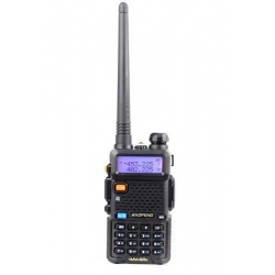 Talkie-Walkie Baofeng UV-5R VHF UHF 5W Baofeng Talkie-Walkie BAOFENG-UV5R-NOIR-22