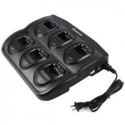 Multi-chargeur pour Wouxun KG-D900 Wouxun Accessoires Talkie WOUXUN-CHARGEUR-CHA-008-723