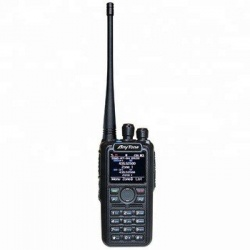 Anytone DMR AT-D878UV 144-430Mhz GPS VFO (Bluetooth en option)