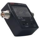 Nissei RS-70 Digital SWR 1.6-60 MHz Wattmètre 120W