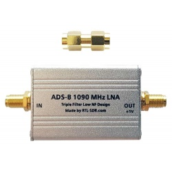 Préampli LNA et filtre SAW ADS-B 1090 Mhz RTL-SDR.com Aviation & ADS-B RTLSDR-LNA-ADSB-309
