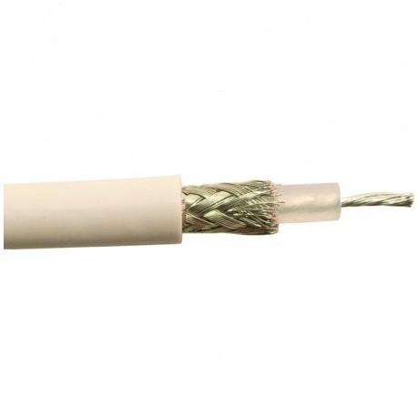 Câble coaxial RG58 AU faible perte au mètre Passion Radio Accessoires SDR CABLE-COAX-RG58-307