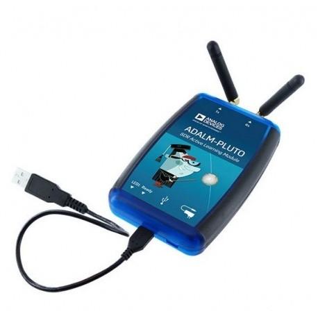 PlutoSDR RX & TX 325 MHz - 3.8 GHz Full-Duplex Analog Devices Emetteurs SDR ANALOG-ADALM-PLUTO-788