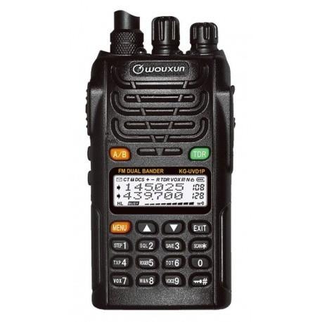 Talkie-Walkie Wouxun KG-UVD1P 144/430Mhz