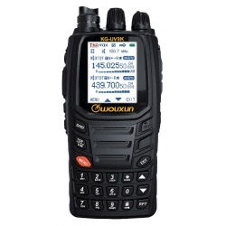 Talkie-Walkie Wouxun KG-UV9K 144/430Mhz 7 bandes RX + Transpondeur + 8.33kHz Wouxun Talkie-Walkie WOUXUN-KG-UV9K-793