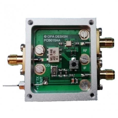 Upconverter 144/432Mhz vers 2.4Ghz pour QO-100 F1OPA