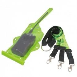 Etui étanche talkie-walkie Wouxun Baofeng Wouxun Accessoires Talkie ETUI-VERT-TALKIE-WOUXUN-811