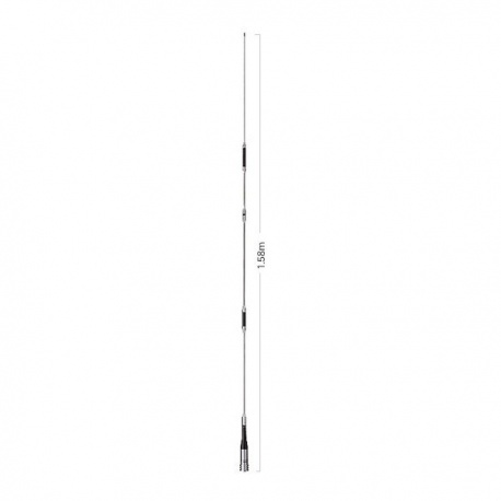 Antenne Mobile 2m/70cm Diamond SG7900 haut gain