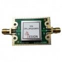 Filtre SAW passe-bande 2400 Mhz QO100 F1OPA