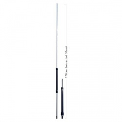 Antenne multibande mobile/talkie 7-50Mhz Diamond RHM8