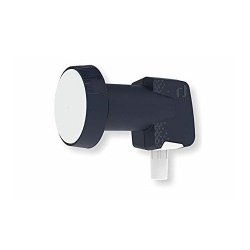 Tête satellite LNB Inverto PLL Single Black / QO-100 LNB PLL & DRO QO100-INVERTO-SINGLE-LNB-741