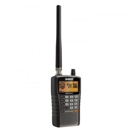 Scanner portable Uniden UBC125XLT 25-960Mhz Uniden Récepteur scanner UNIDEN-UBC125XLT-619