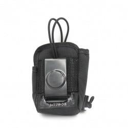 Etui ceinture talkie-walkie Baofeng Yaesu Kenwood Icom Passion Radio Accessoires Talkie ETUI-WCASE-S25-5672