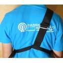 Harnais / Baudrier universel pour talkie-walkie