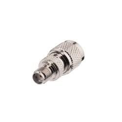 Adaptateur Mini-UHF Male SMA Femelle Passion Radio Mini-UHF ADAPT-MUHF-M-SMA-F-842