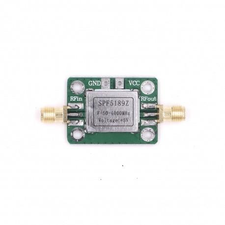 Préampli LNA 50-4000 Mhz avec SPF5189Z Accessoires SAT SPF5189-QO100-AL-LNA-833