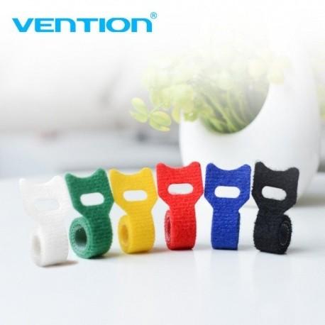 Attache câble velcro / scratch avec boucle de fixation Vention Câbles & Adaptateurs RF CABLE-VENTION-VELCRO-KAC00-853