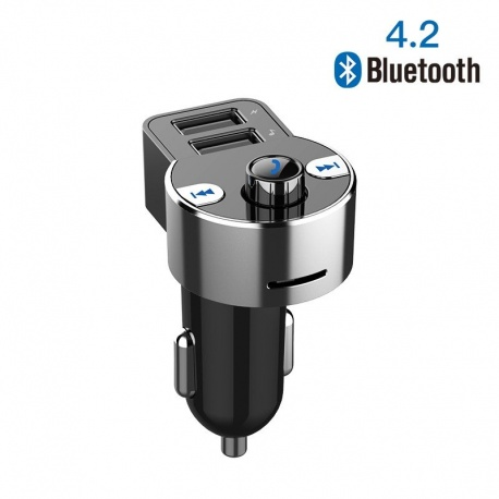 Transmetteur FM Bluetooth + lecteur MP3 + chargeur USB Vention Accessoires pour mobile VENTION-BLUETOOTH2-CJCB0-864