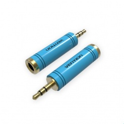 Adaptateur audio Jack 6.5mm vers 3.5mm Vention Audio ADAPT-VENTION-VABS04-AUDIO1-866