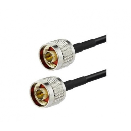 Cable coaxial faible perte N Male KSR195