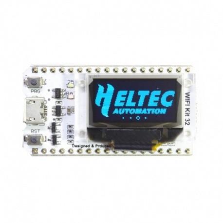 Carte développement ESP32 BLE WIFI OLED Heltec Heltec WIFI HELTEC-DEVBOARD-ESP32-884
