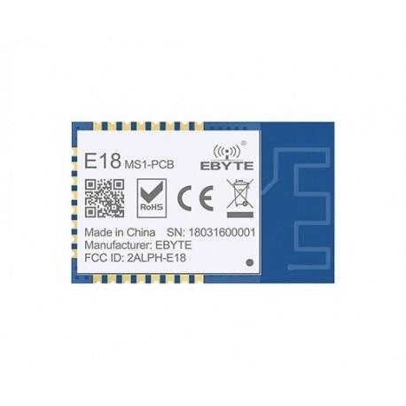 Carte PCB IoT ZigBee 2,5mW CC2530 2.4 Ghz EBYTE Zigbee EBYTE-ZIGBEE2-E18-MS1-892