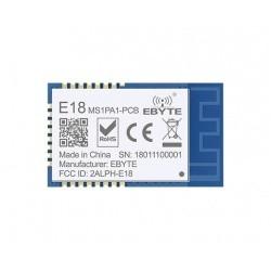 Module PCB Zigbee 100mW longue portée 2.4 Ghz EBYTE Zigbee EBYTE-ZIGBEE1-E18-MS1PA1-893
