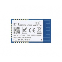 Module PCB Zigbee 100mW longue portée 2.4 Ghz