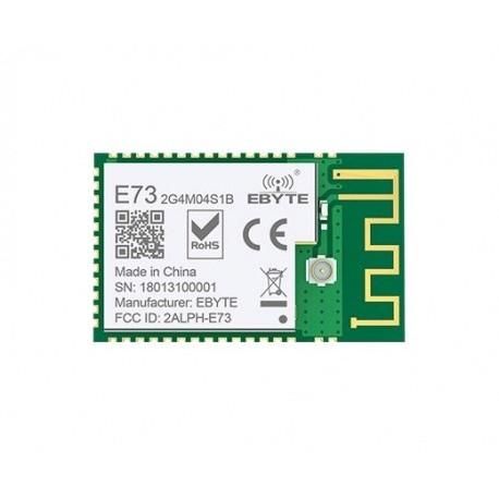 Emetteur-récepteur PCB 2.4Ghz et Bluetooth nRF52832 EBYTE EBYTE Bluetooth EBYTE-E73-2G4M04S1B-BLE-894