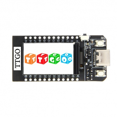 Carte TTGO ESP32 Arduino WIFI bluetooth