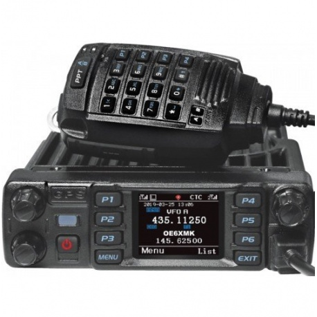 Anytone AT-D578UV mobile GPS Bluetooth
