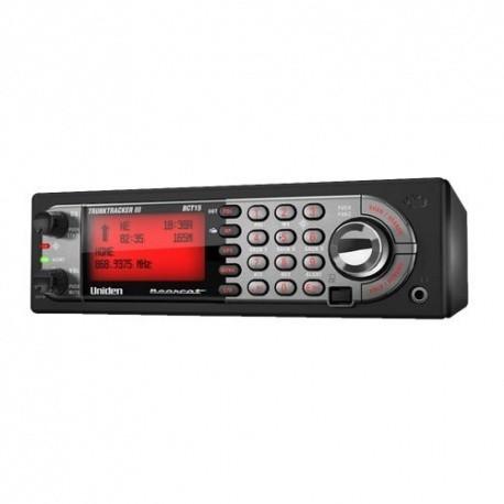 Scanner mobile autoradio Uniden BCT15X 25-1300Mhz Uniden Récepteur scanner UNIDEN-BCT15X-924