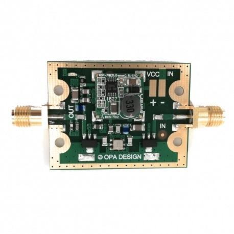 Amplificateur RF 2400 Mhz 100mW pour QO-100 et Upconverter F1OPA OPA Design Accessoires SAT QO100-F1OPA-AMPLI2400-938