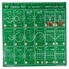 Carte de test / demo RF analyseur antenne NanoVNA