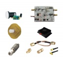 Pack QO100 Deluxe RX+TX Transverter DXpatrol 2400 Mhz