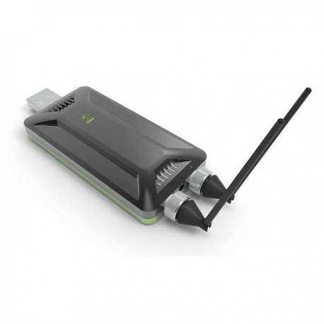 Pack LimeSDR mini + boitier aluminium + antennes Lime Microsystems Emetteurs SDR CROWD-LIME-MINI-PACK-952