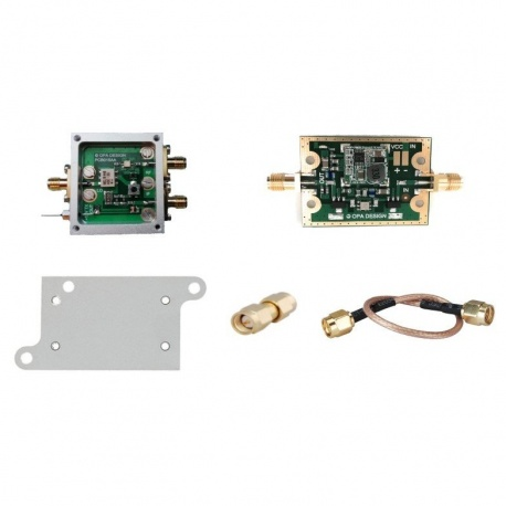 Pack QO100 UPconverter 144/432Mhz - 2.4Ghz 100mW F1OPA OPA Design Satellite & QO-100 PACK-QO100-TX4-F1OPA-949