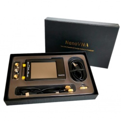 NanoVNA-H Analyseur antenne VNA HF VHF UHF Appareils mesure RF NANOVNA-H-918