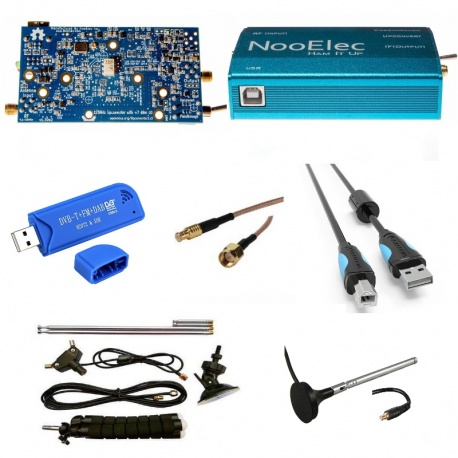 Pack Passion SDR Deluxe V3 Passion Radio Récepteurs SDR PACK-SDR-DELUXE-81