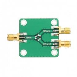 RF Splitter 0 à 5000Mhz Atténuation 6dB avec SMA Accessoires SDR XLA-SPLITTER-1010